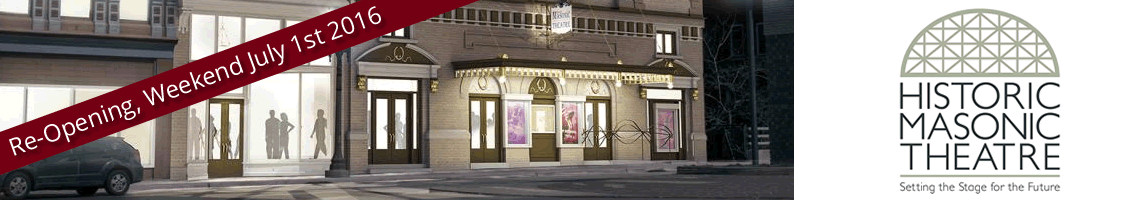 Historic Masonic Theatre Clifton Forge VA