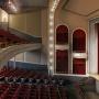 Historic Masonic Theatre Clifton Forge Va stage