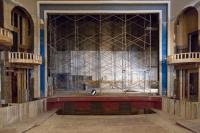 Masonic Theatre Complex Clifton Forge VA renovation Dec 2015