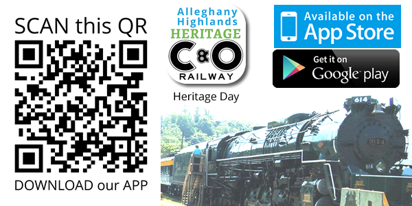 Heritage Day QR Scan Download App Mobile App