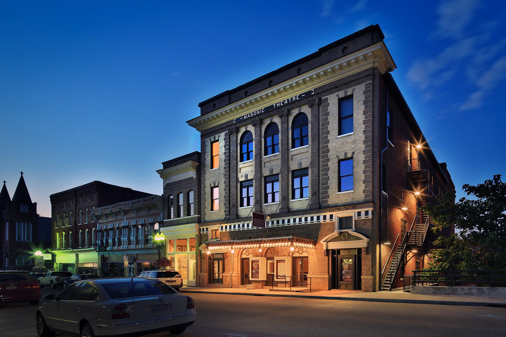 Historic Masonic Theatre