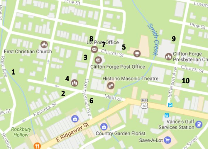 Historic Masonic Theatre - Plan your visit parking lot map